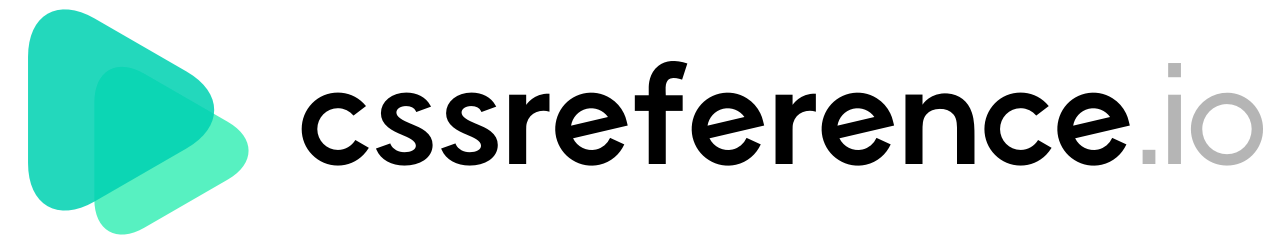 CSS Reference logo